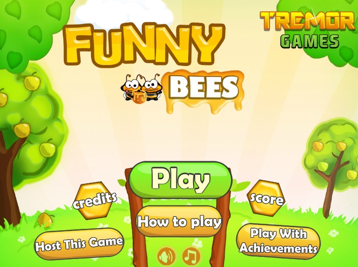Play Funny Bees Now - Click Here!!!
